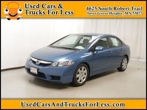 Pre-Owned 2011 Honda Civic  FWD Sedan