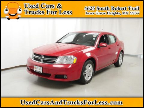 Pre-Owned 2013 Dodge Avenger  FWD Sedan