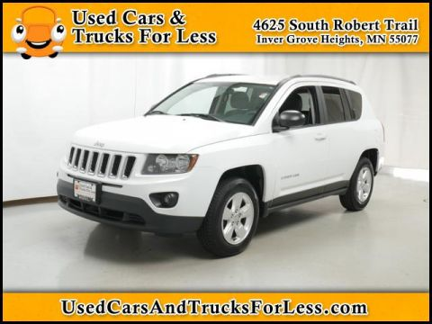 Pre-Owned 2014 Jeep Compass  Front Wheel Drive Sport Utility