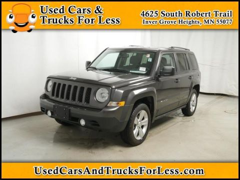 Pre-Owned 2016 Jeep Patriot  FWD SUV