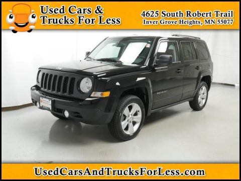 Pre-Owned 2015 Jeep Patriot  Four Wheel Drive Sport Utility