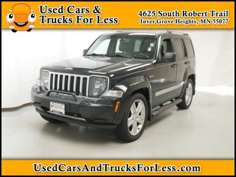 Pre-Owned 2012 Jeep Liberty  4WD