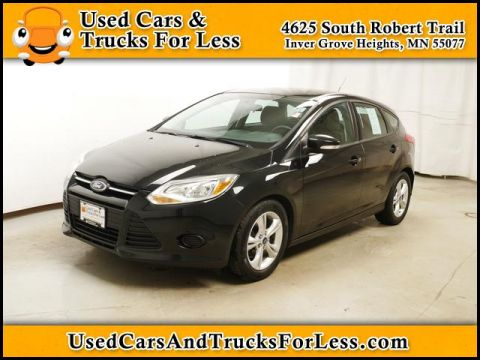 Pre-Owned 2014 Ford Focus  FWD Hatchback