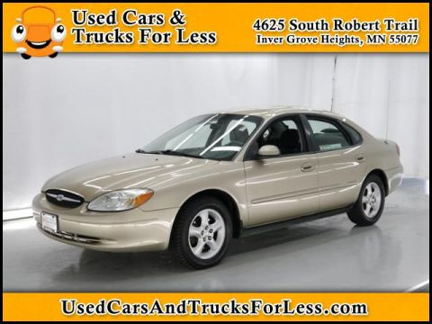 Pre-Owned 2001 Ford Taurus SE FWD 4dr Car