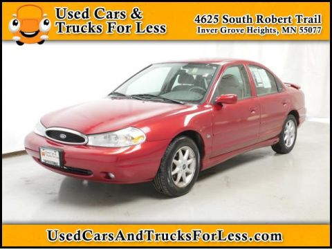 Pre-Owned 1998 Ford Contour LX FWD 4dr Car
