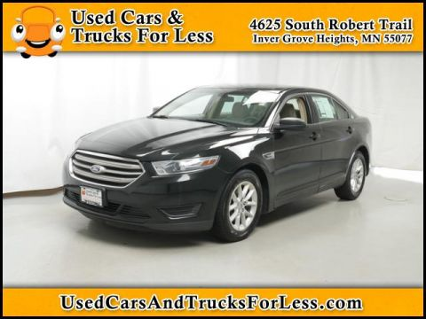 Pre-Owned 2013 Ford Taurus SE FWD 4dr Car
