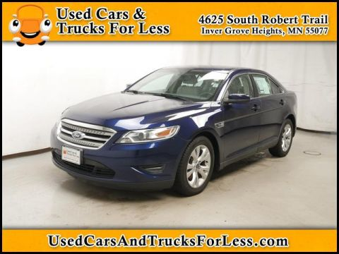 Pre-Owned 2011 Ford Taurus  FWD Sedan