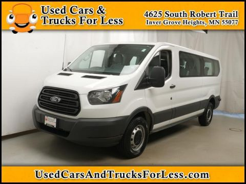 Pre-Owned 2015 Ford Transit-350  RWD Wagon