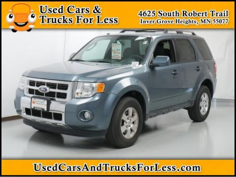 Pre-Owned 2012 Ford Escape Limited FWD Sport Utility
