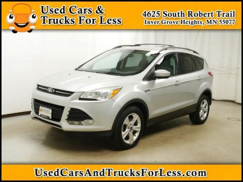 Pre-Owned 2013 Ford Escape  FWD SUV