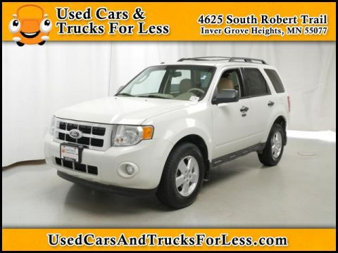 Pre-Owned 2012 Ford Escape XLT AWD