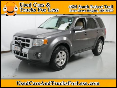 Pre-Owned 2012 Ford Escape Limited 4WD