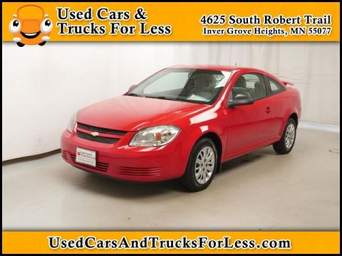 Pre-Owned 2009 Chevrolet Cobalt  FWD Coupe
