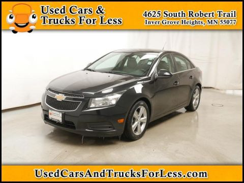 Pre-Owned 2013 Chevrolet Cruze  FWD Sedan