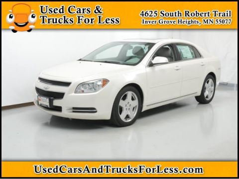 Pre-Owned 2010 Chevrolet Malibu LT w/2LT FWD 4dr Car