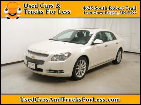 Pre-Owned 2010 Chevrolet Malibu  FWD Sedan