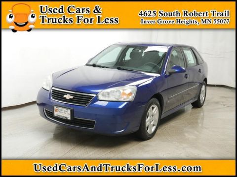 Pre-Owned 2006 Chevrolet Malibu Maxx  FWD Wagon