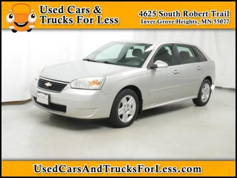 Pre-Owned 2007 Chevrolet Malibu Maxx LT FWD 4dr Car