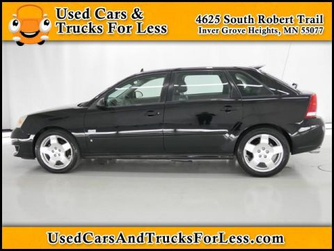 Pre-Owned 2006 Chevrolet Malibu Maxx SS FWD 4dr Car