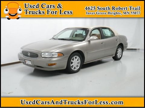 Pre-Owned 2004 Buick Lesabre Custom FWD 4dr Car