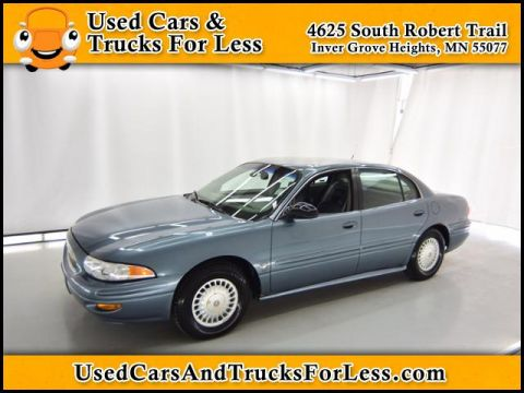 Pre-Owned 2001 Buick Lesabre Custom FWD 4dr Car