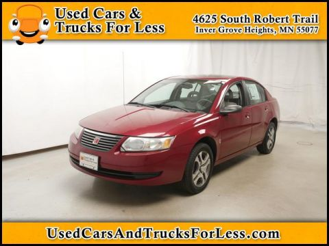 Pre-Owned 2005 Saturn ION  FWD Sedan