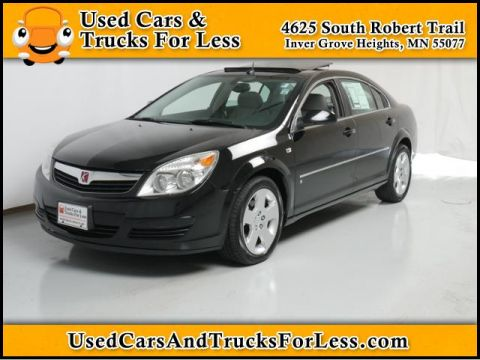 Pre-Owned 2007 Saturn Aura XE FWD 4dr Car