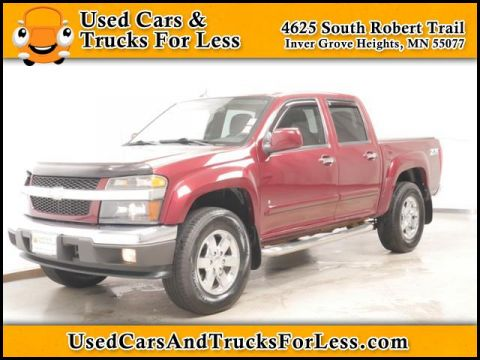 Pre-Owned 2009 Chevrolet Colorado LT w/1LT 4WD