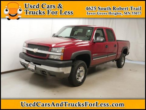 Pre-Owned 2004 Chevrolet Silverado 2500HD  4WD