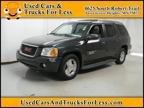 Pre-Owned 2004 GMC Envoy XUV  Four Wheel Drive Sport Utility
