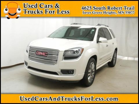 Pre-Owned 2014 GMC Acadia  FWD SUV