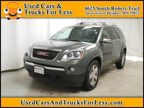 Pre-Owned 2011 GMC Acadia  AWD