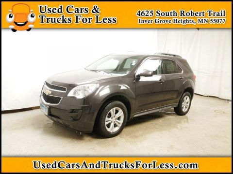Pre-Owned 2015 Chevrolet Equinox  FWD SUV
