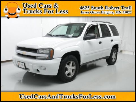 Pre-Owned 2006 Chevrolet TrailBlazer  Four Wheel Drive Sport Utility