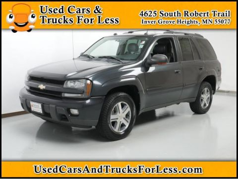 Pre-Owned 2005 Chevrolet TrailBlazer LT 4WD
