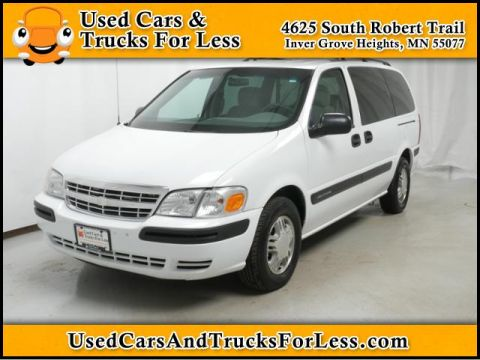 Pre-Owned 2002 Chevrolet Venture  Front Wheel Drive Mini-van Passenger