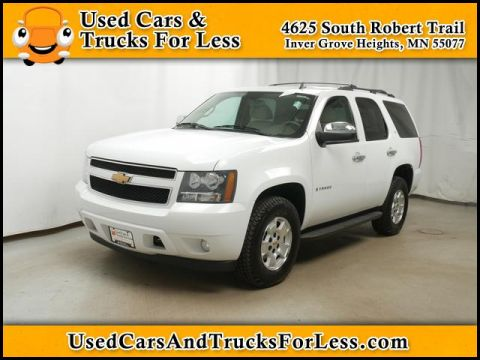 Pre-Owned 2009 Chevrolet Tahoe  4WD