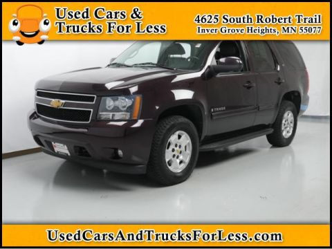 Pre-Owned 2009 Chevrolet Tahoe  Four Wheel Drive Sport Utility
