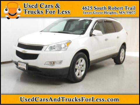 Pre-Owned 2011 Chevrolet Traverse LT w/1LT AWD