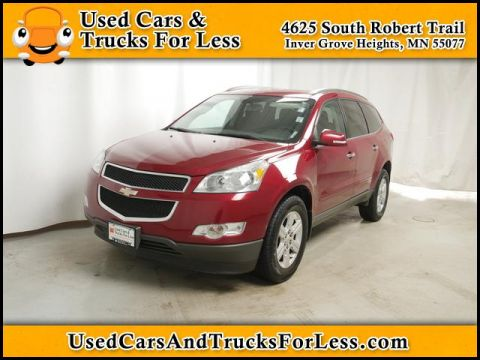 Pre-Owned 2011 Chevrolet Traverse  AWD
