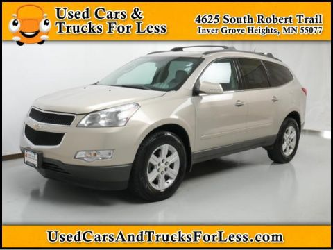 Pre-Owned 2011 Chevrolet Traverse LT w/2LT AWD