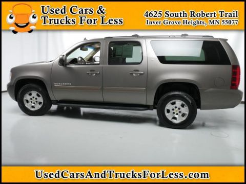 Pre-Owned 2011 Chevrolet Suburban LT 4WD