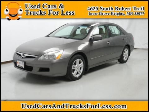 Pre-Owned 2006 Honda Accord Sdn EX-L FWD 4dr Car