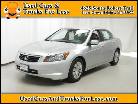 Pre-Owned 2009 Honda Accord Sdn  FWD Sedan