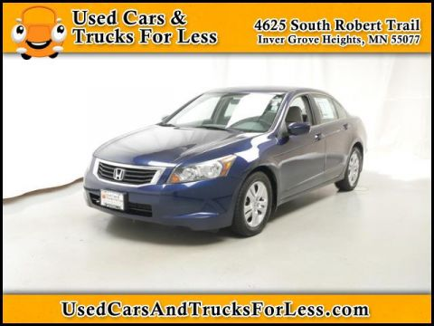 Pre-Owned 2008 Honda Accord Sdn  FWD Sedan