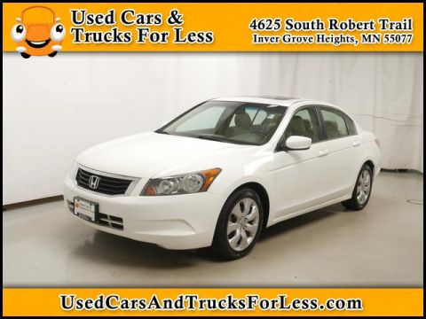 Pre-Owned 2009 Honda Accord  FWD Sedan