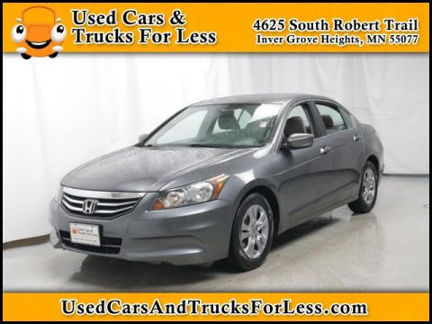 Pre-Owned 2012 Honda Accord Sdn LX Premium FWD 4dr Car
