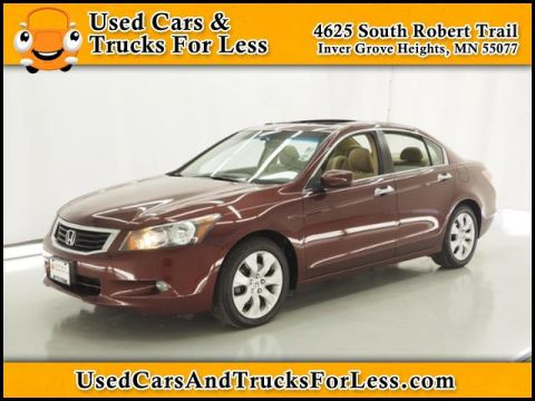 Pre-Owned 2009 Honda Accord Sdn EX FWD 4dr Car