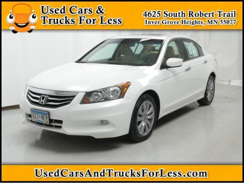 Pre-Owned 2012 Honda Accord Sdn   4dr Car