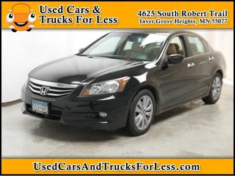 Pre-Owned 2011 Honda Accord Sdn  Front Wheel Drive 4dr Car